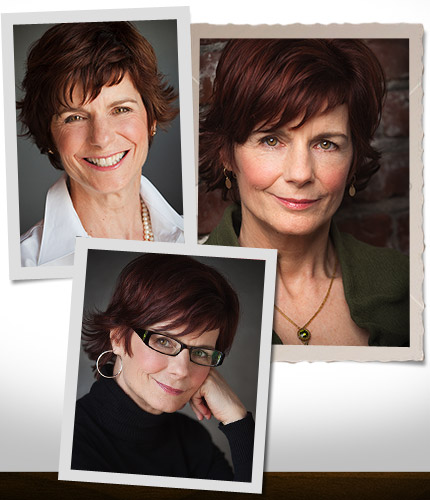 Mary McDonald-Lewis headshots